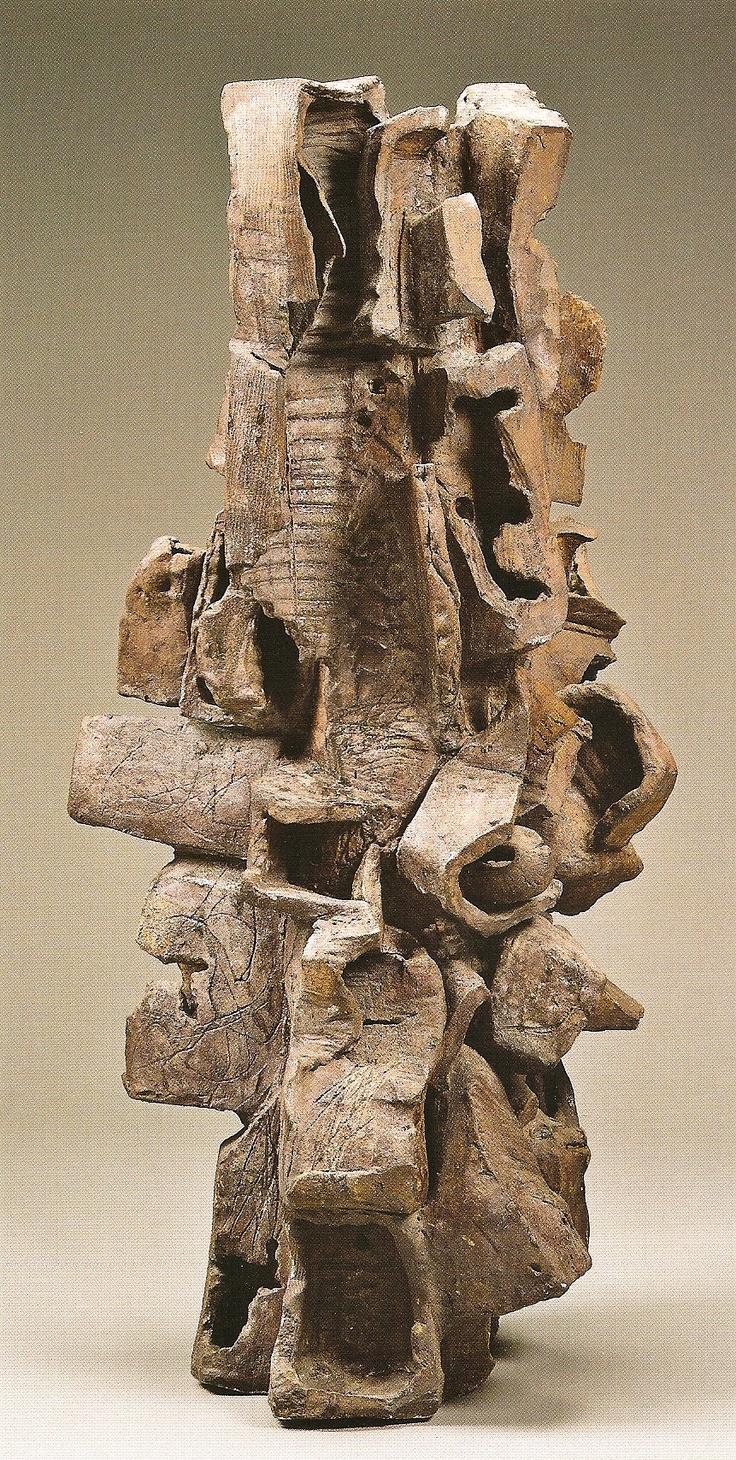 Peter voulkos contemporary ceramicscontemporary sculpturecontemporary artceramic sculpturesabstract sculpturepeter otooleceramic artsculpture