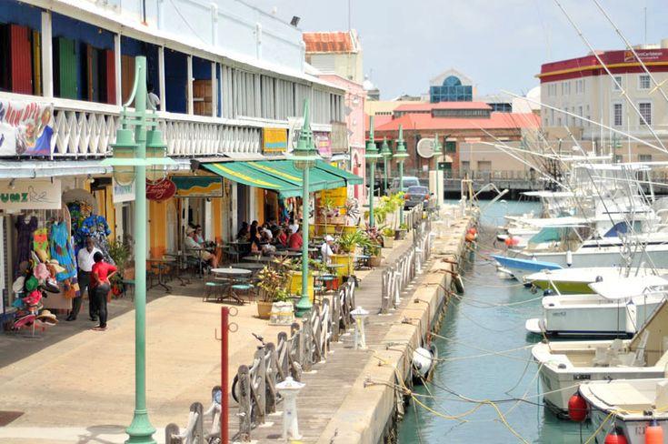 Bridgetown in Photos #Barbados #Caribbean