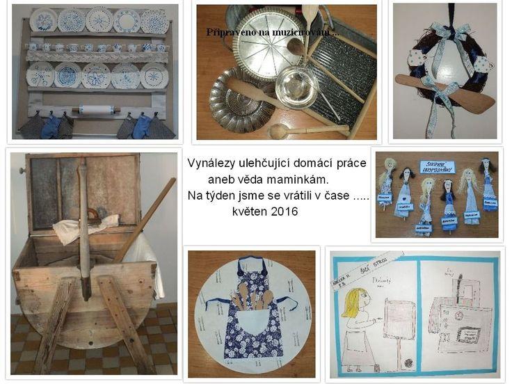 Vynálezy ulehčující domácí práce - květen 2016