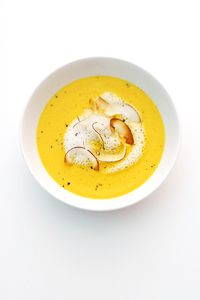 Karotten-Suppe mit Ingwer, Johan Lafer