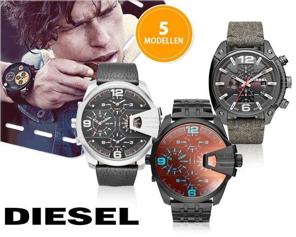 1DAYFLY | Diesel horloge  €199.00€89.95