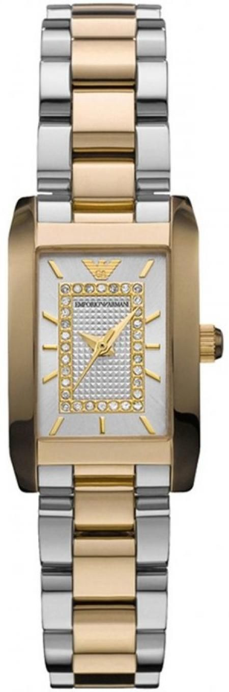Emporio Armani AR3171 Ladies Diamond Watch