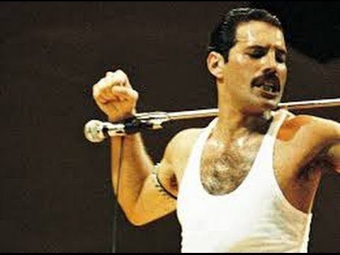Queen - 1986-1991 The final brave years of Freddie Mercury R.I.P - YouTube