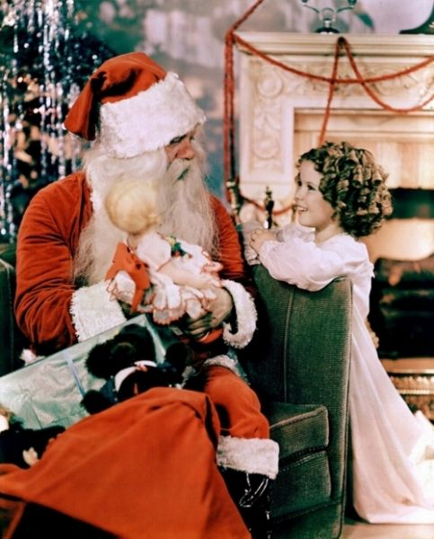 Shirley Temple - ciao! newport beach: Very Vintage Celebrity Christmases: