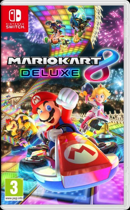 génial Mario Kart 8 Deluxe en précommande FNAC en news Nintendo