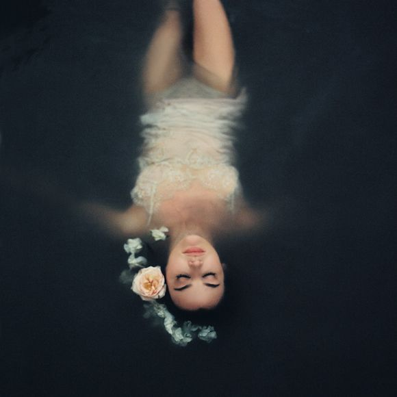 Hot Springs Ethereal Bridal and Boudoir Session   Wedding Sparrow   Miesh Photography