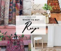 Where to Buy Rugs Online (On Any Budget) | a pair & a spare