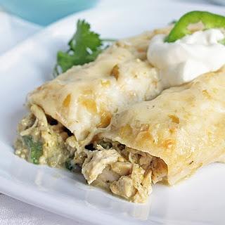 Chicken Enchiladas!: Gluten Free, I M Hungry, Glutenfree, Favorite Recipes, Green Chicken Enchiladas, Free Recipes