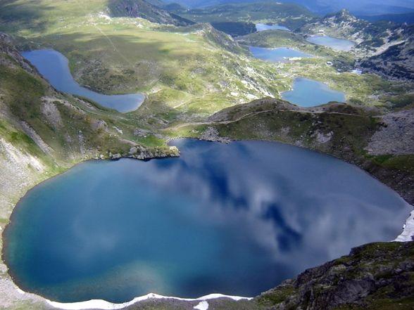 The 7 Rila Lakes, Rila Mountain Bulgaria