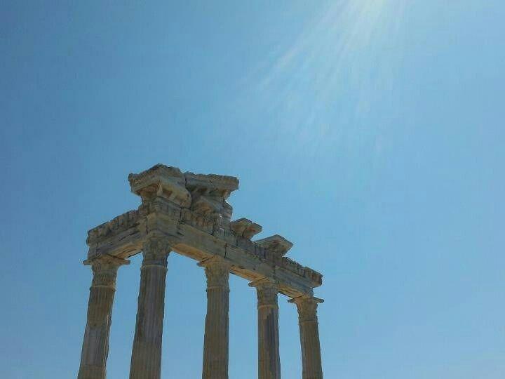 Apollo, Side