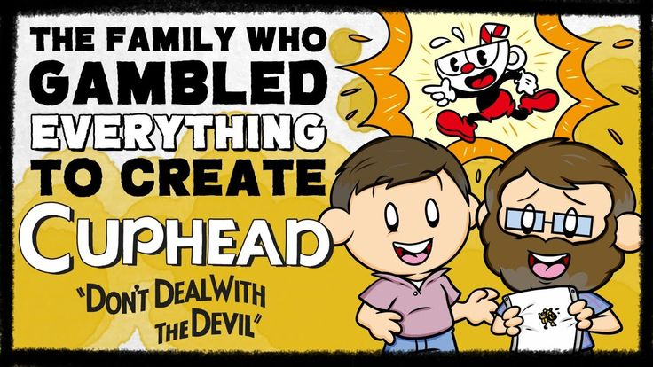Cuphead: The Story of the Moldenhauer Family