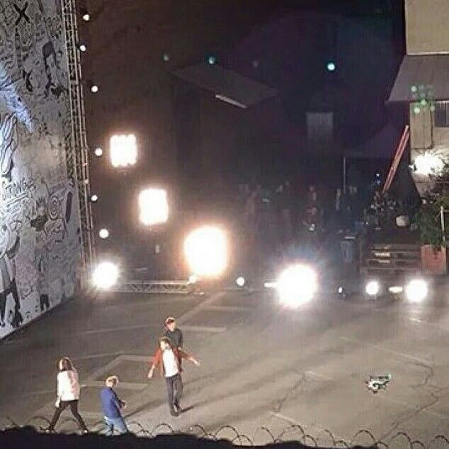 1D for Infinity music video