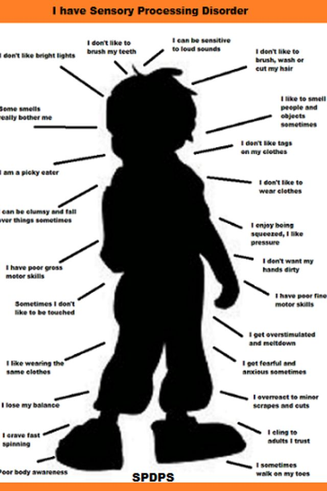 Sensory Processing- Find out more in Toddlers & ADHD by Donna Mac or www.toddlersandadhd.com