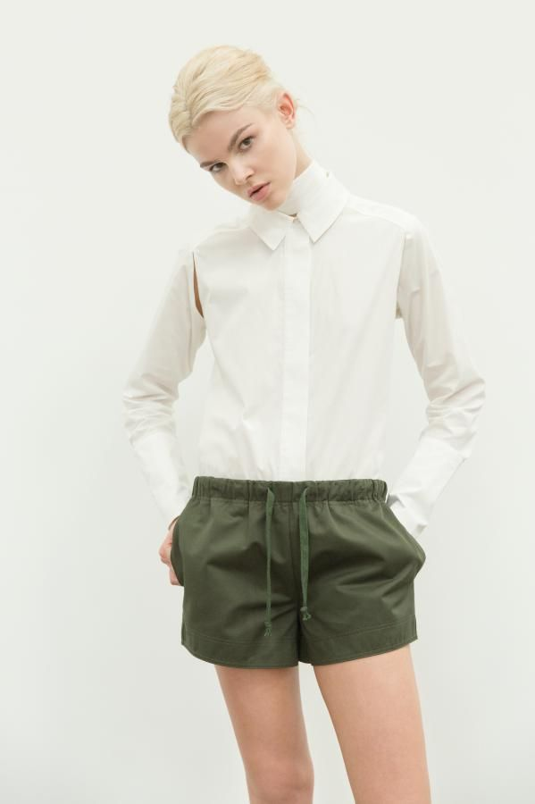 The Wooster Short by C&M CAMILLA AND MARC