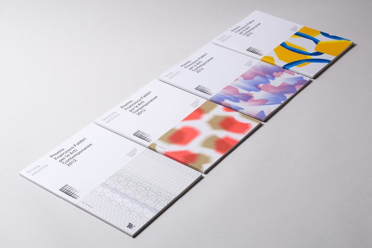 The consolidated partnership between Metodo Studio and the Fondazione Francesco Fabbri continued through the development of the corporate identity and design of the catalogue for the Premio Fabbri 2015.