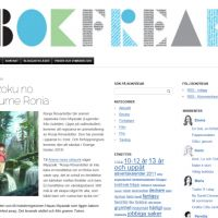 Bokfreak, skolbibliotekarier bloggar om ungdomsböcker