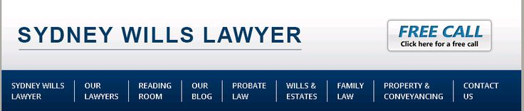 Sydney Wills Lawyers,is a specialist Sydney law firm where we focus on everything to do with Wills. We have done so for 20 years!Be it contesting a will, or any manner of will disputes, handling a deceased estate or even preparing a Will or Testamentary Trust.