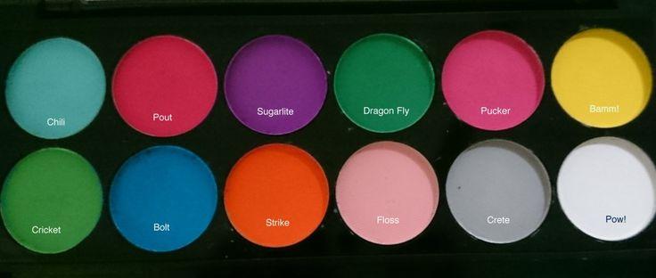 i Divine in Ultra Matte V1 - Sleek MakeUP