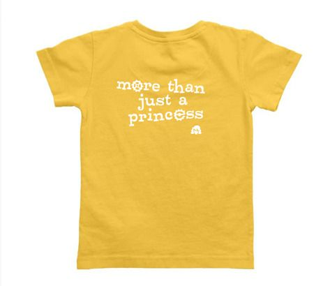 T-shirt (available in kids and adult sizes) - SWEET!