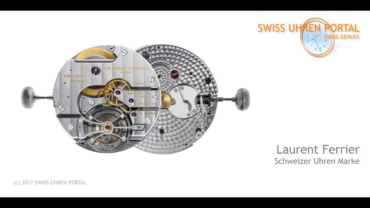 Swiss Uhren Portal - Laurent Ferrier