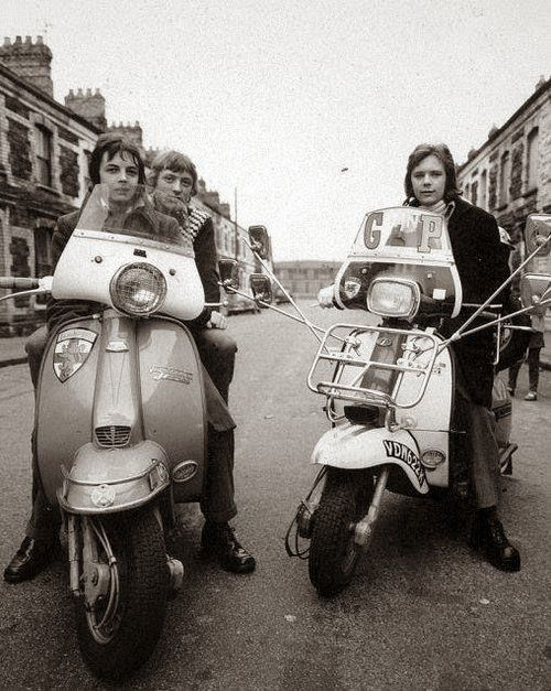 By the way...: We are Mods