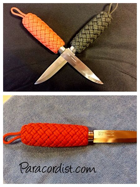 http://www.paracordist.com Mora #2 awesomeness by Tony Staples at Paracordist Creations #preppertalk #Preppers #survivalist #bushcraft #paracord #550cord #paracordist #preparedness #camping #hiking