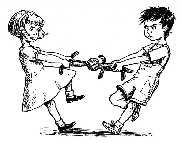 Sharing squabbles? Teach your child impulse control and positive assertiveness. It's ok NOT to share.