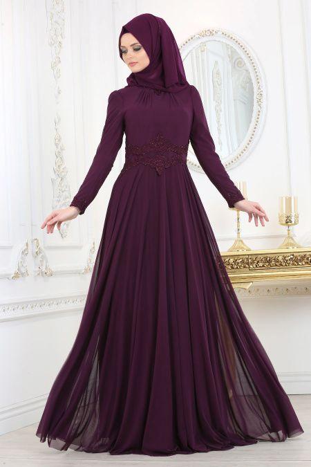 59e63aa6d3f1e Tesettur Elbisesi adlı kullanıcının Tesettür Abiye Elbiseler panosundaki  Pin, 2019 | Hijab evening dress, Dresses ve Evening dresses