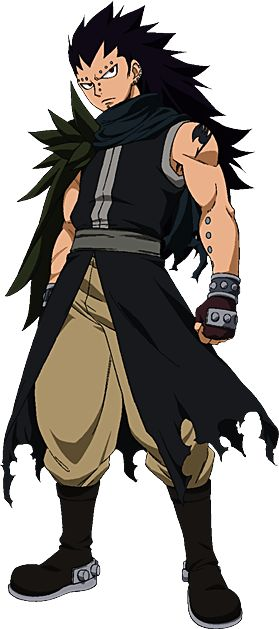 Gajeel Redfox/Image Gallery - Fairy Tail Wiki, the site for Hiro Mashima's manga and anime series, Fairy Tail.