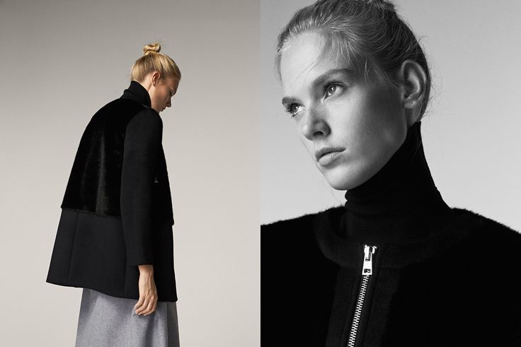 Women's coat & jacket collection at Massimo Dutti on sale this Winter. Long, wool, fur, waterfall, cape and parka coats & jackets sale to reinvent your wardrobe.