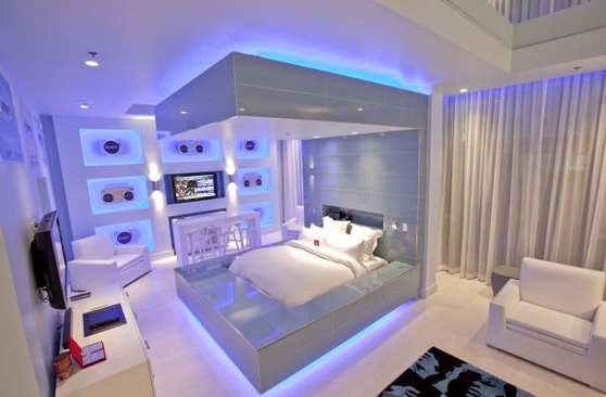 Really Cool Bedrooms Amazing Inspiration Design