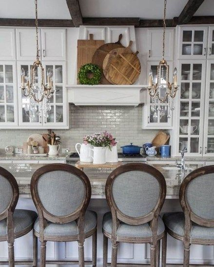 Incredible Kitchen Remodeling Ideas: Incredible French Country Kitchen Design Ideas 12
