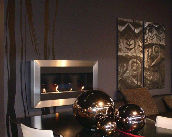 Stand Rumillat, Foire de Grenoble, Alpexpo, Grenoble. Design mural, Karine Montreuil, Atelier Kaali. http://design-mural.com/