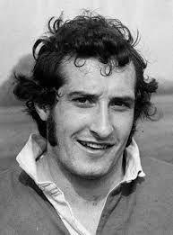 Gareth Edwards - Rugby Union.