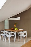 Classic to Eclectic: Dinning Room Scale:  2