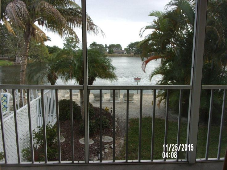 Lakeview 1 Bedroom Suite Balcony View · Marco Island ...