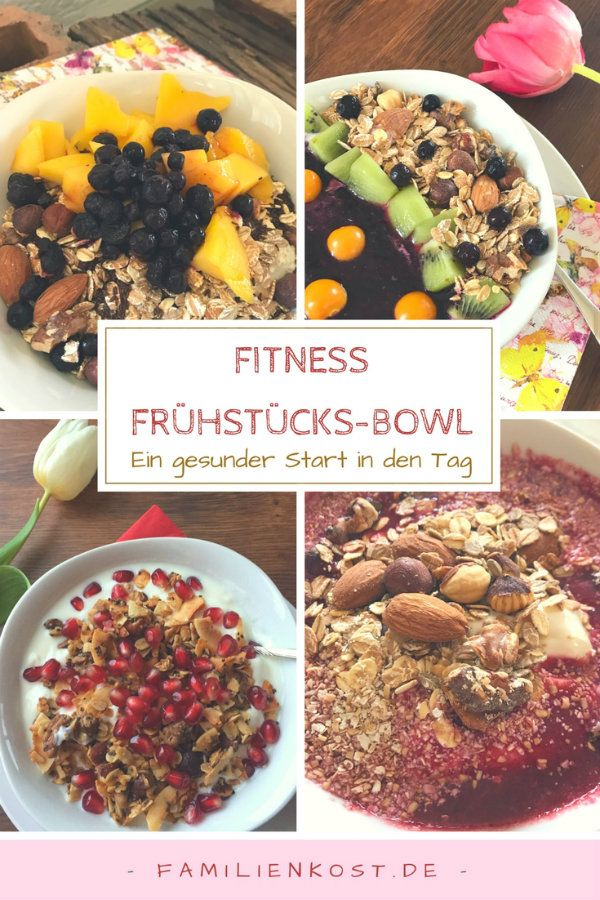 frühstücks bowl rezepte