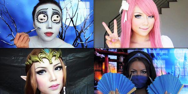 Maquiagem Geek: talento e muita criatividade!