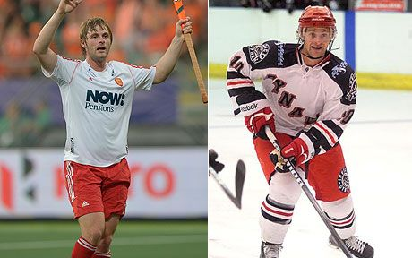 England Hockey's record goalscorer dazzles on the ice with four-week stint at   Kent side Invicta Dynamos ahead of spell with Ranchi Rays at annual Hockey   India League