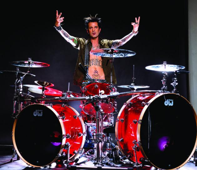 Tommy Lee Drummer