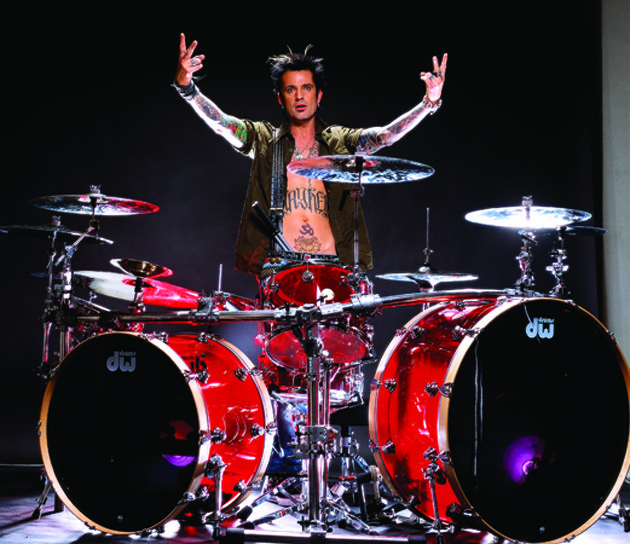 Tommy Lee Drummer | Tommy Lee: Double Bass Old Schooler ...