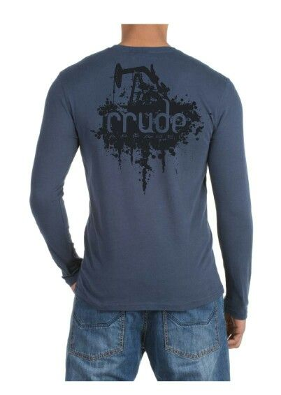 Another good looking shirt from Crude Apparel