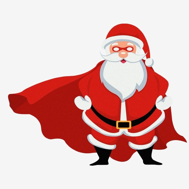 40+ Free Clipart Animated Santa Claus