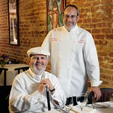 "And this is ""the MAN""!!  Paul Prudhomme.  If you've been to my home - you know a large picture of him graces a wall in my kitchen, and his trademark phrase ""Good cooking, Good eating, Good Loving"" is stenciled there too."