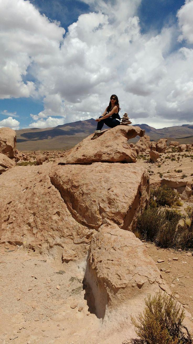 Valle de las rocas... Bolivia