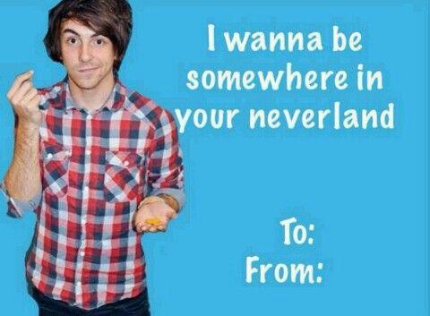 Band Valentine S Day Card Valentines Pinterest