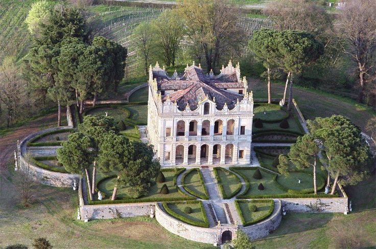 Villa Emo Capodilista - Padova, Italia