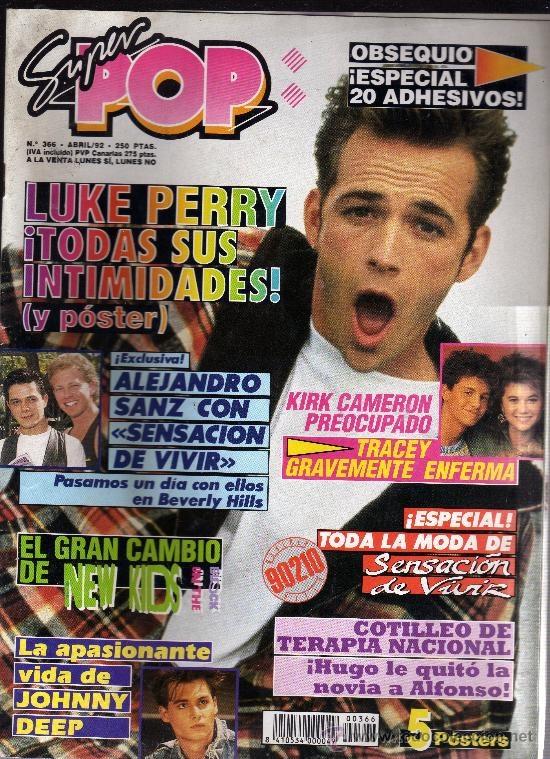 Super Pop. Yo ahorraba para comprar esta revista costaba 25 bs en chacaito
