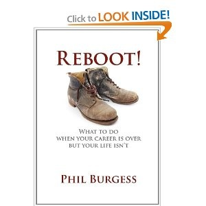 Amazon.com: Reboot!: What to do when your career is over but your life isn't (9781770672987): Phil Burgess: Books @DrBooter