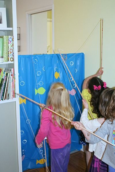 Best 25 school carnival ideas on pinterest diy carnival for Fish pond game
